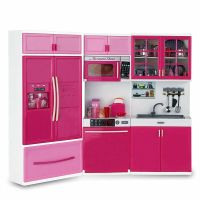Kids Large Kitchen Playset Girls&Boys Pretend Cooking Toy ...