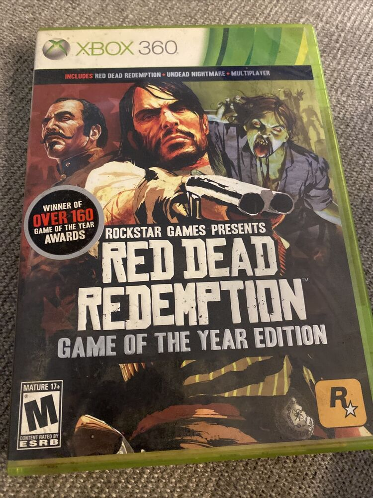 Brand New Red Dead Redemption Game of the Year Edition - Xbox One
