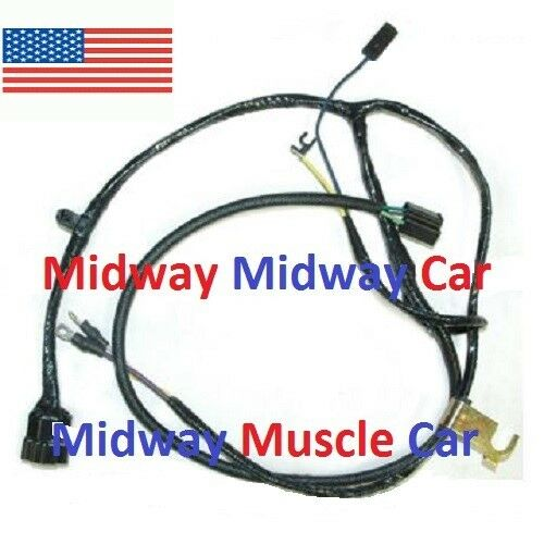engine wiring harness Chevy pickup truck suburban 63 64 65 66 eBay
