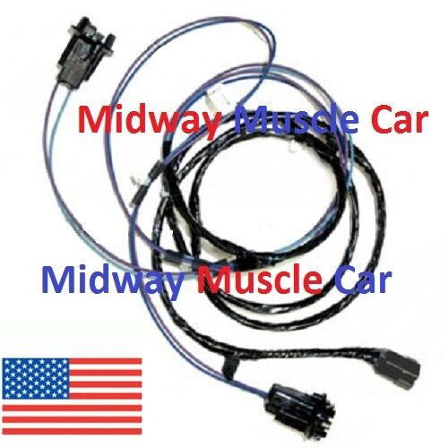 front parking turn signal light wiring harness Chevy pickup truck