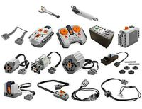 LEGO Power Functions Parts (technic,motor,remote,receiver ...