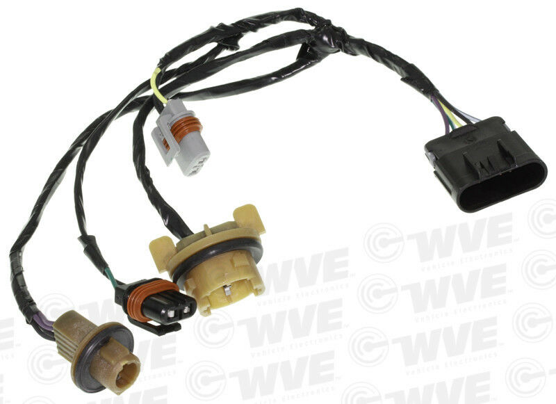 Headlight Wiring Harness WVE BY NTK 1P2178 fits 06-07 Buick Lucerne