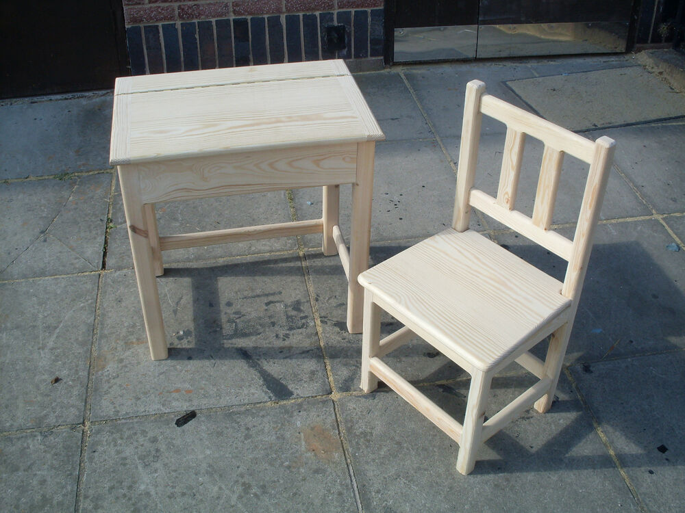 Childrens Desk Chair Hand Crafted Childrens Desk And Chair Kids Table Seat