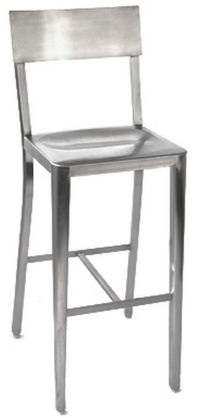 Restaurant Bar Stool Stainless Steel WHOLESALE Classic ...