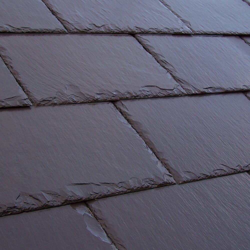 Welsh Slate Roof Tiles 40cm X 30cm Capital Grade Penrhyn
