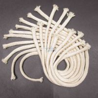 "10Pcs 1.32Feet Long Dia. 1/4"" Round Cotton Kerosene Oil ..."