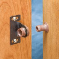 Friction Door Catch - Hardware > Project Hardware ...
