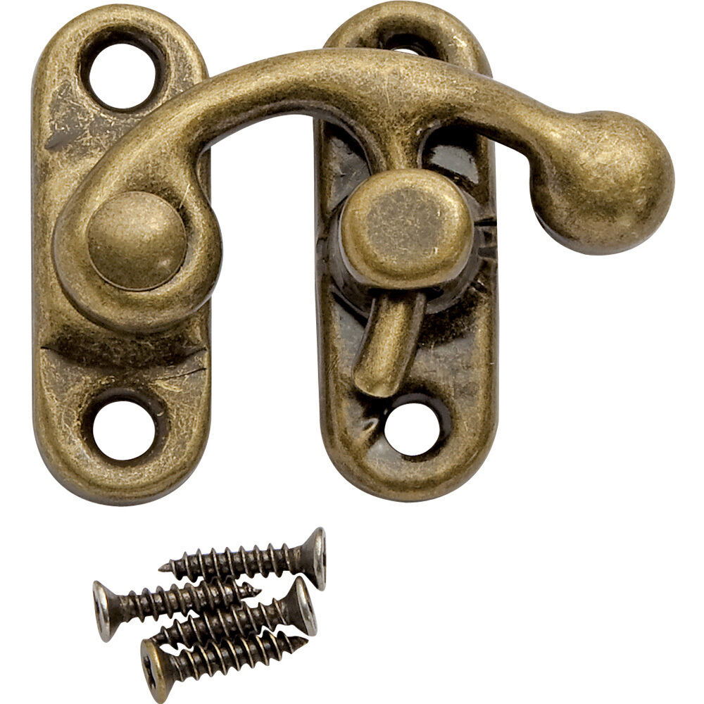 Decorative Swing Latch Antique Brass Ebay
