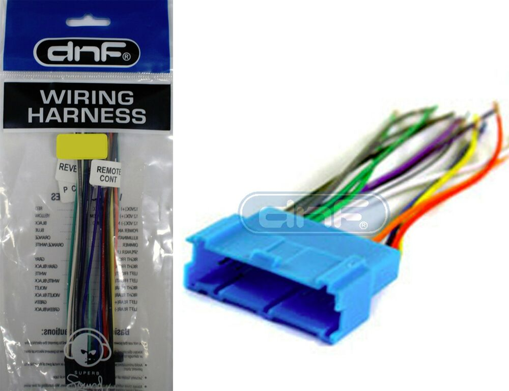 How To Connect Aftermarket Wiring Harness Scosche ta b wire harness