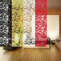Hanging Screen Partition Room Divider Curtain Panel Wall ...