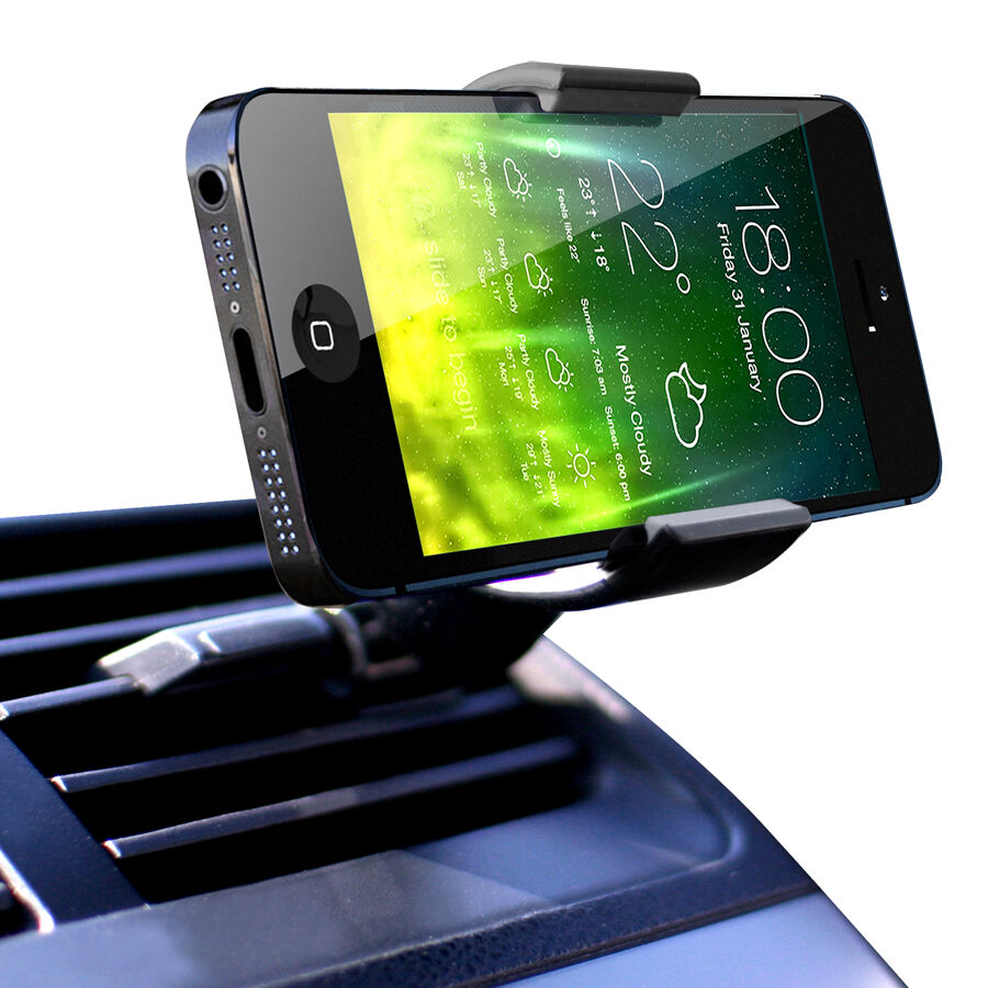 Halterung Für Smartphone Koomus Air Vent Universal Smartphone Car Mount Holder For