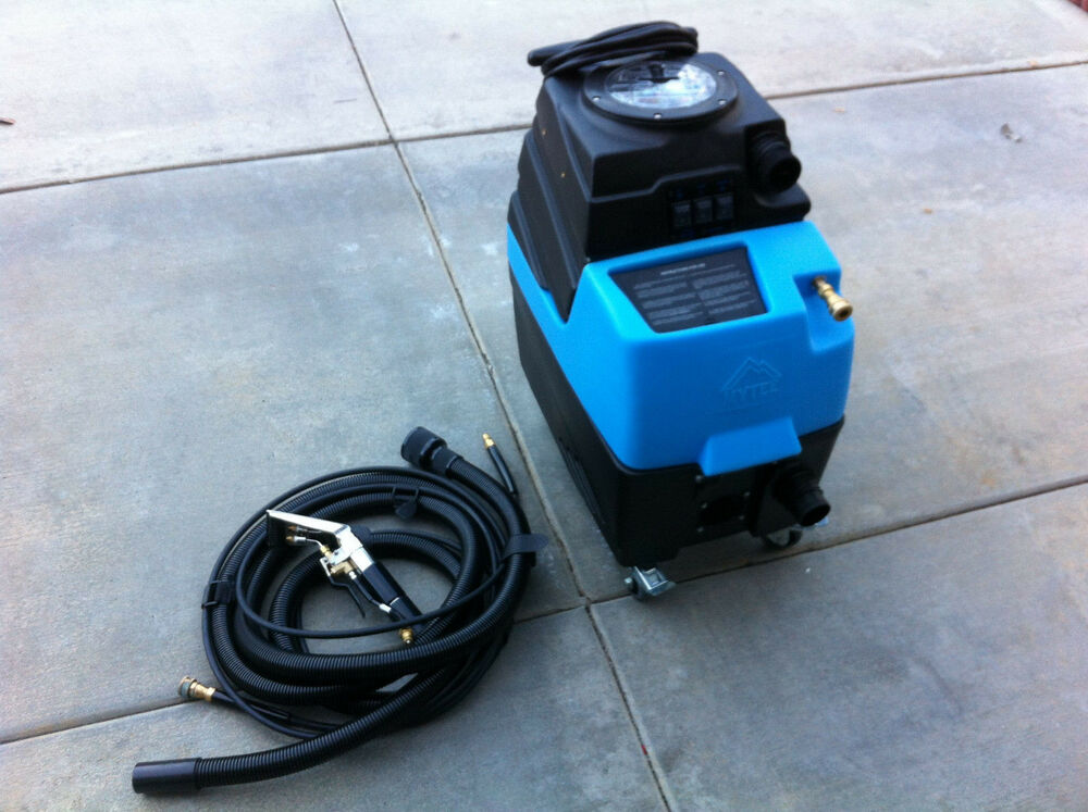 Commercial Portable Carpet Car Cleaning Machine W Hot