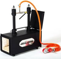 DFPROF2+1D Gas Propane Forge for Knifemaking Farriers ...
