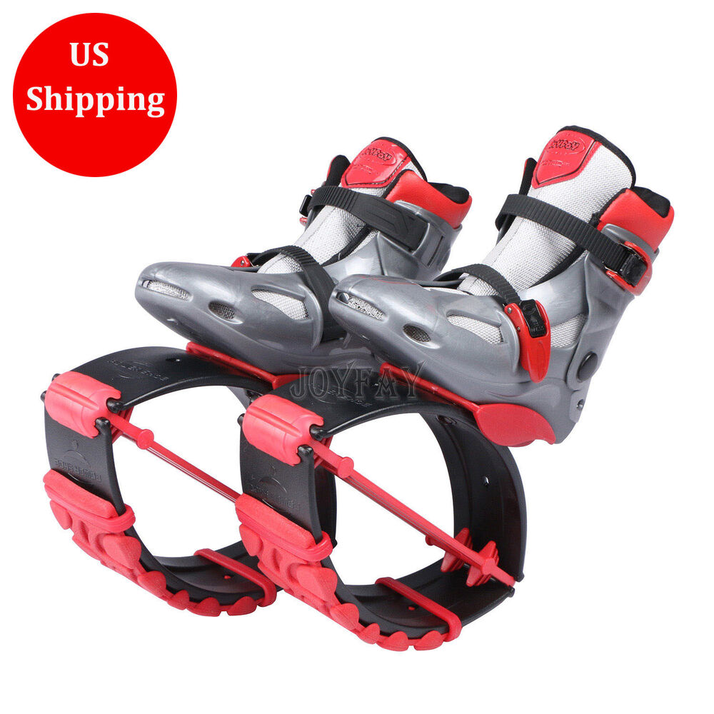 Kangoo Jumps Boots Red Unisex Fitness Shoes Jumping Shoes