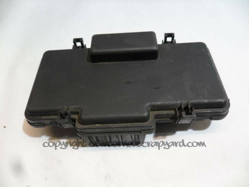 Honda Stream 17 Vtec 00-06 D17 relay fuse box cover lid top +