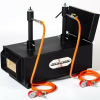 DFPROFLT Gas Propane Forge for Knifemaking Farriers ...