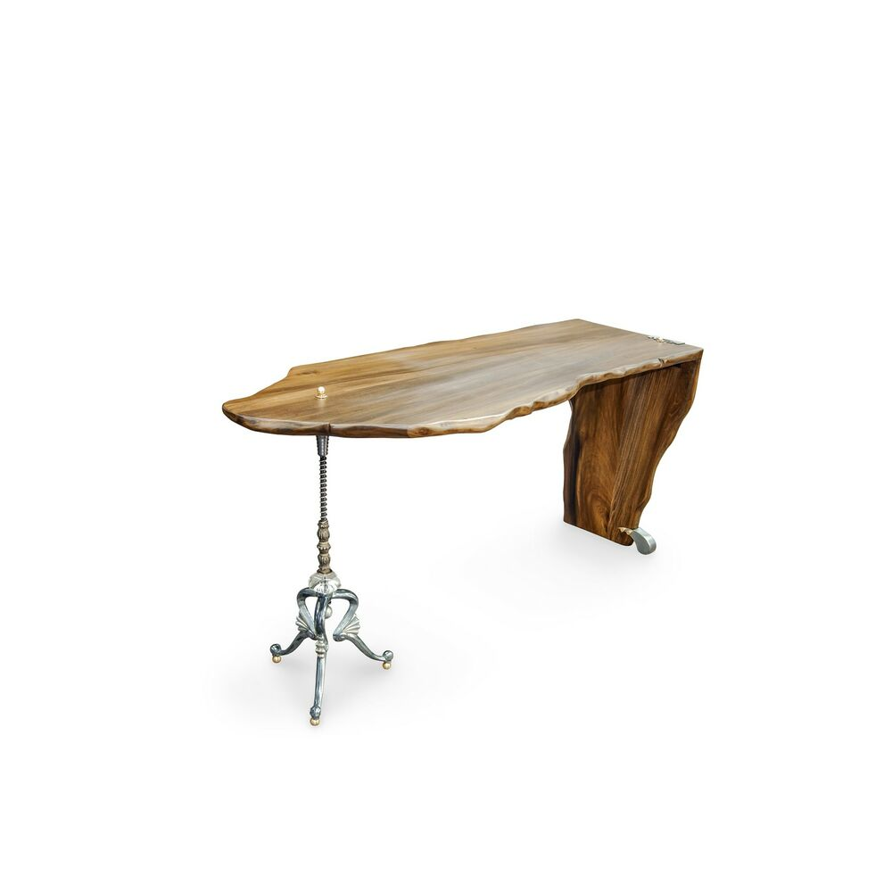 Long Wood Desk 96