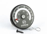 SFR Magnetic Stove Flue Pipe Thermometer for Wood Burner ...