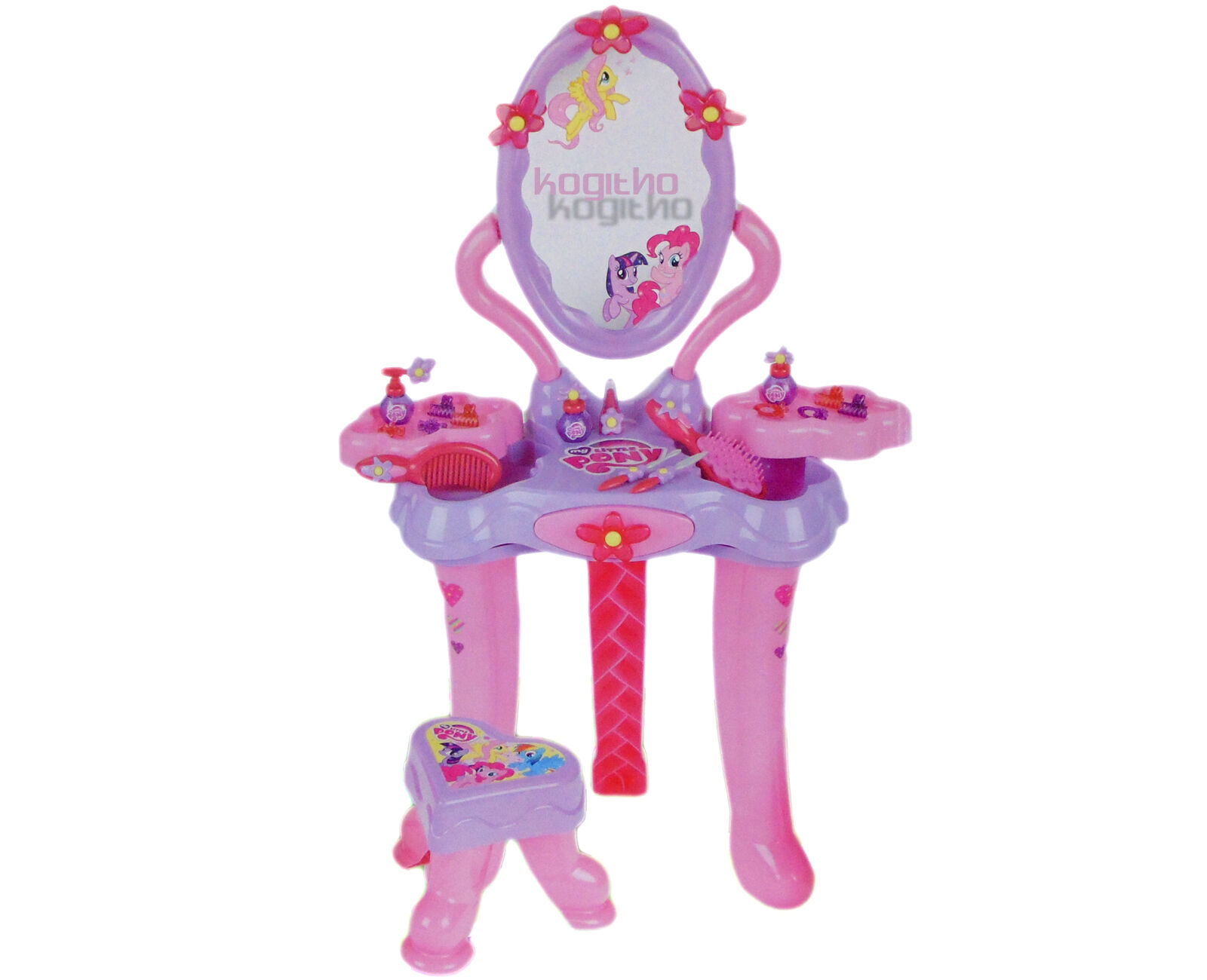 Aufblasbarer Kindersessel My Little Pony Aufblasbarer Kindersessel Plastik Mulitcolour 65