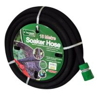 High Quality 15m Meter Porous Soaker Hose Pipe Lawn Garden ...