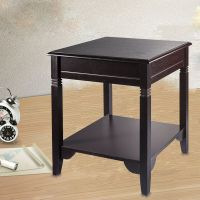 night stand small end table bedroom living room furniture ...