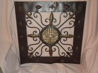 Decorative Metal Wall Art | eBay
