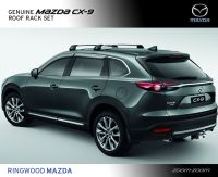 New Genuine Mazda CX-9 TC Roof Rack Set 2016 2017 ...