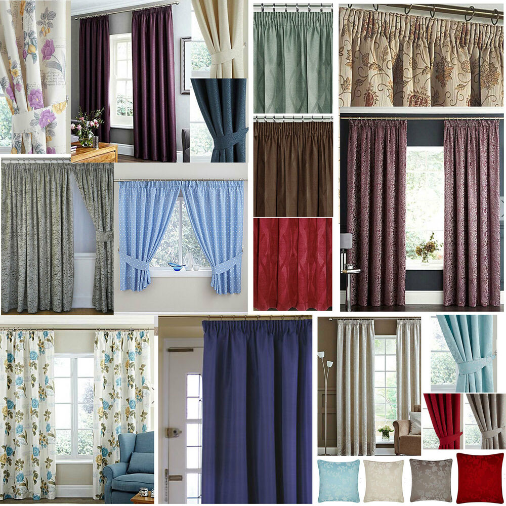 Heavy Thermal Curtains A Wide Range Of Winter Lined Heavy Thick Thermal Curtains