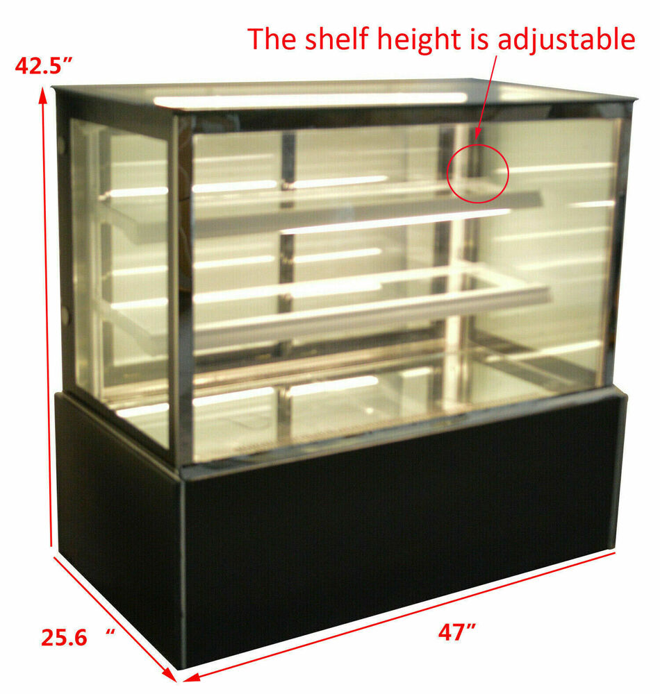 Bakery Display Cabinet 48