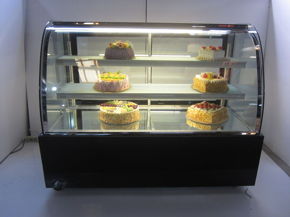 Bakery Display Cabinet Refrigerated Bakery Showcase 220v Cake Display Cabinet Dessert