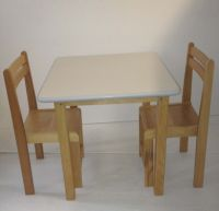 Kids beech Wood Table and Chairs/classroom chairs ...