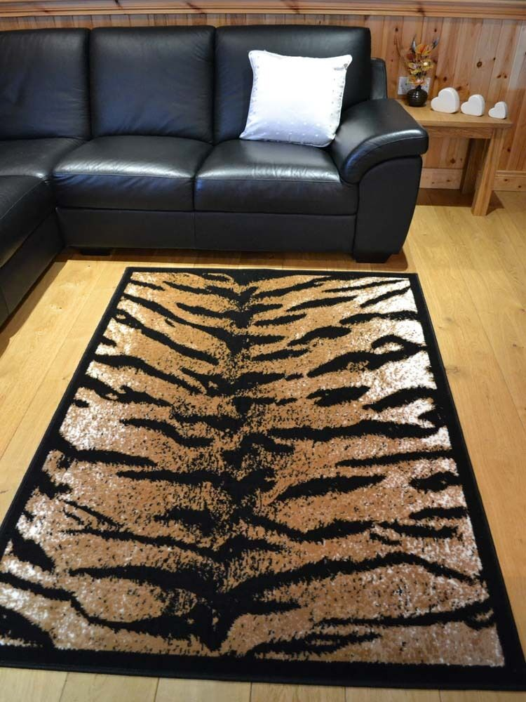 New Tiger Design African Animal Print Small Extra Large
