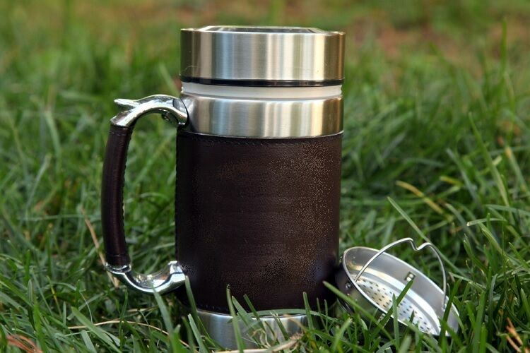 Thermobecher Kaffee Thermo Trinkbecher Coffee To Go Becher Tee Thermobecher ...
