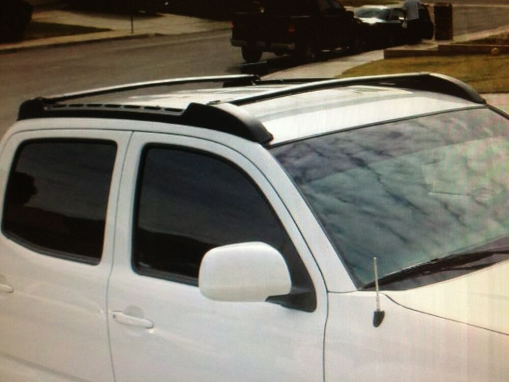 Toyota Tacoma Factory Roof Rack 2005 2013 Double Cab