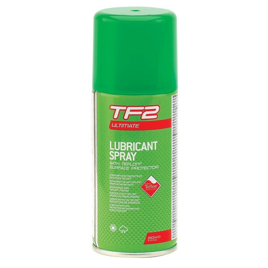 Teflon Spray Weldtite Tf2 Lube Road Mtb Bmx Cycle Bike Lubricant Spray