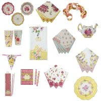 Talking Tables Truly Scrumptious Vintage Summer Tableware ...