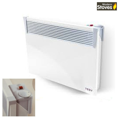 Electric Convector Panel Heater 1500w Wall Mounted