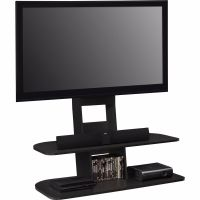 Altra Galaxy 65 inch Black TV Stand with Mount ...