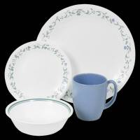 Corelle Livingware 16pc Dinnerware Set Country Cottage ...