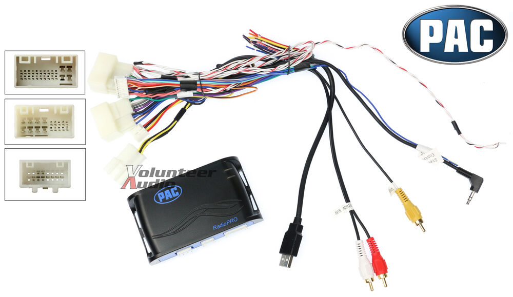 PAC RP42-HY11 Car Stereo Aftermarket Radio Install Wiring Interface