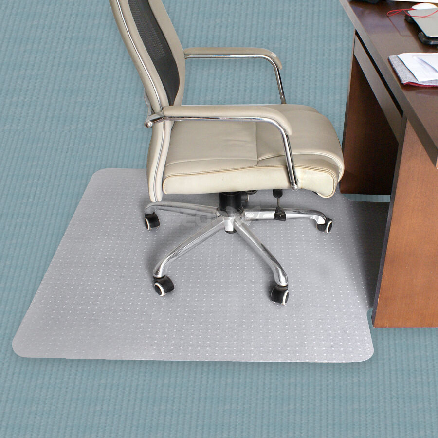 Office Study Chair Floor Mat Pvc With 3mm Thickness For