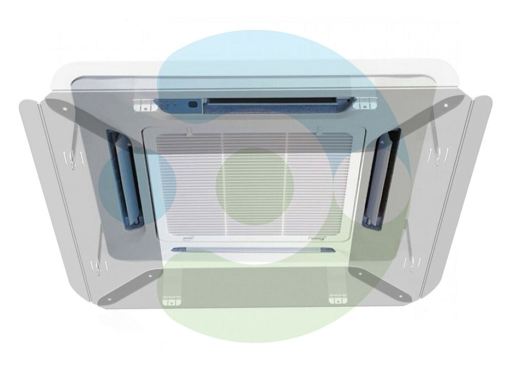 Deflector Redirect Air Conditioner Cassette System Wing