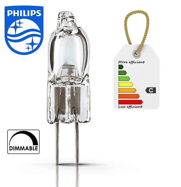Halogeenlamp G4 12v 20w Philips Halogen Lamp Capsuleline Dimmable Lv 10w 20w Bulb