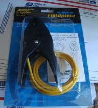 Fieldpiece ATC1R, K-type, pipe clamp thermocouple NEW | eBay