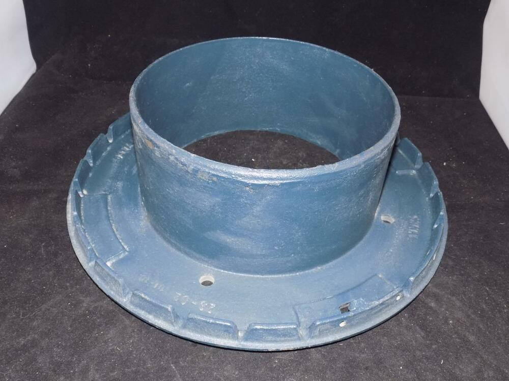 Zurn Cast Iron Floor Drain Collar Ebay