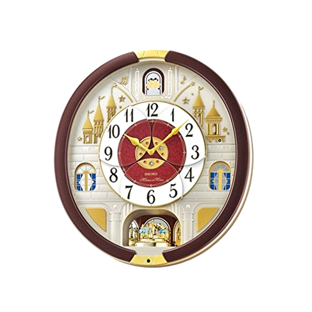 Special Clock Seiko Special Collector S Edition One Of 24 Melodies In Motion Music Wall Clock 29665185860 Ebay