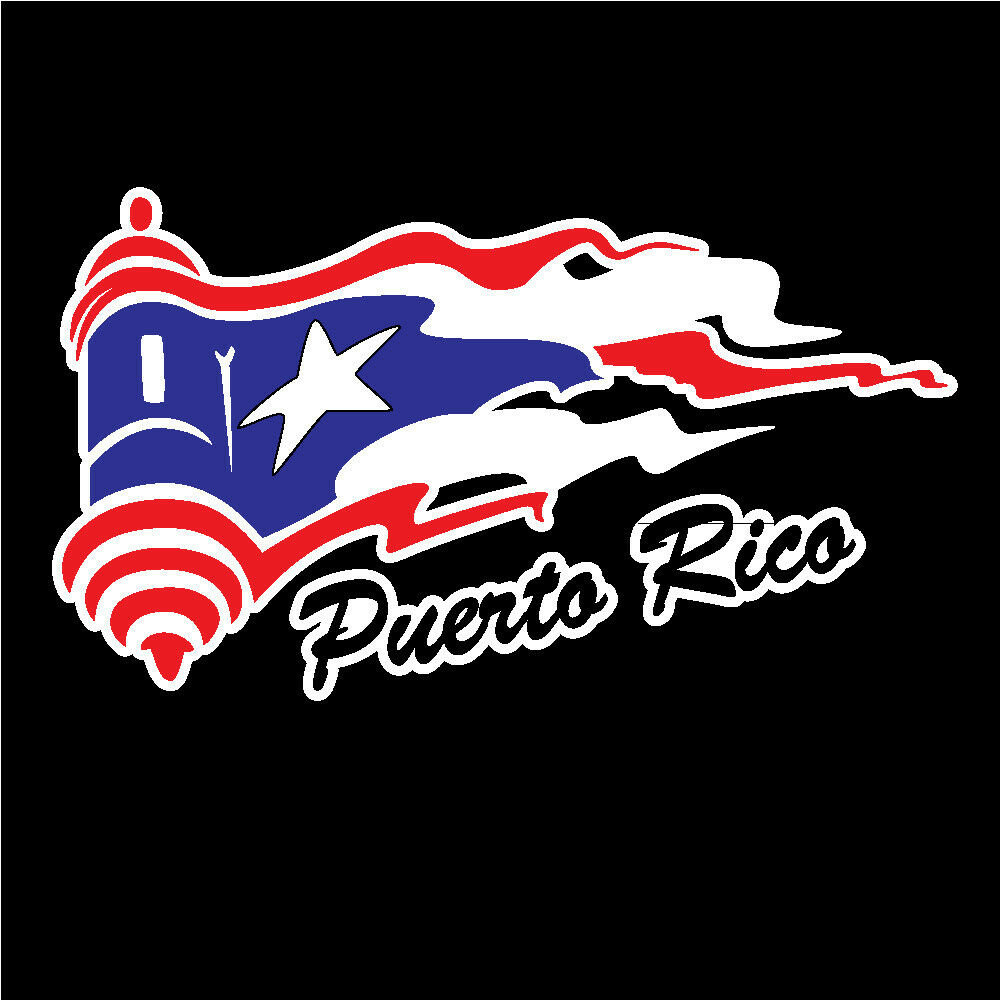 Indian Flag Hd 3d Wallpaper Puerto Rico Car Decal Sticker El Morro With Puerto Rican