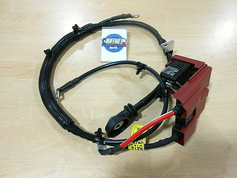 New OEM Positive Battery Cable - 2012-2017 Chevrolet Sonic (95386414
