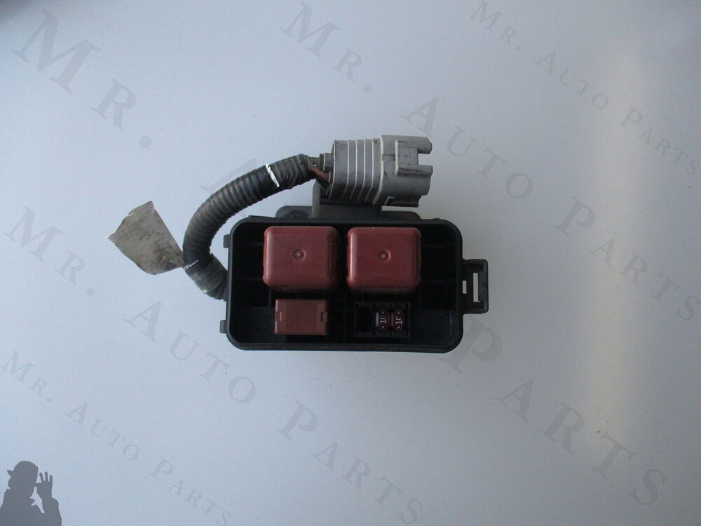 2000 2001 2002 Toyota Avalon Small Relay Fuse Box eBay