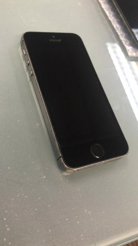 Iphone Se 16go Reconditionné Apple Iphone 5s 16gb Space Grey Unlocked Pristine Condition 885909784295 Ebay